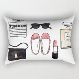 Fashion set Rectangular Pillow