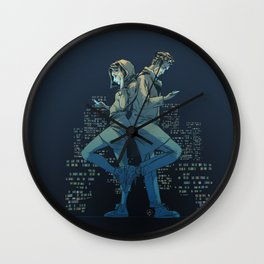 Rendez-vous Wall Clock