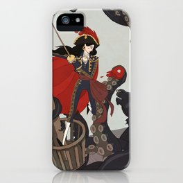 Nautical Matador iPhone Case