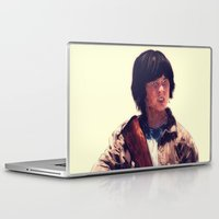 carl sagan Laptop & iPad Skins featuring Carl  by ConnorEden