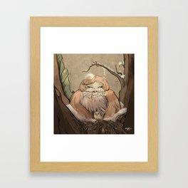 Velma Framed Art Print