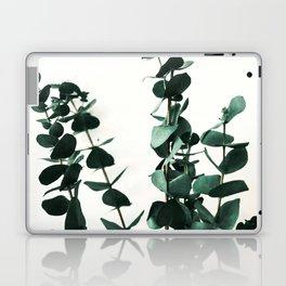 Eucalyptus Dark Green Laptop & iPad Skin