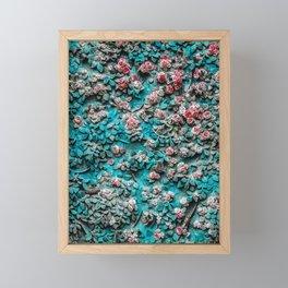 Roses at the Door Framed Mini Art Print