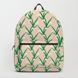 Spring Snowdrops Backpack