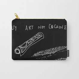 Cocaine Carry-All Pouch