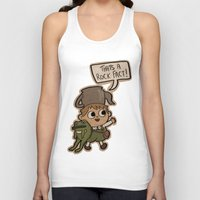greg guillemin Tank Tops featuring Greg. by Lockholmes