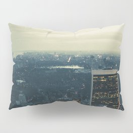 Top of the Rock Pillow Sham