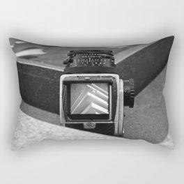 Blast from the past Rectangular Pillow