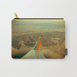Southwest to LAX Carry-All Pouch