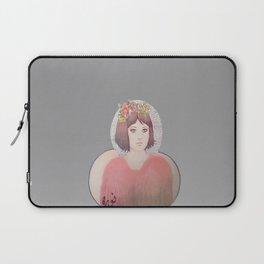 flower girl - floral Laptop Sleeve