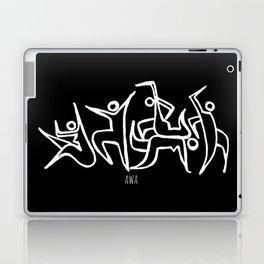 Fiesta ritual Laptop & iPad Skin