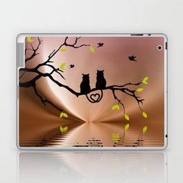 Springtime Love Laptop & iPad Skin