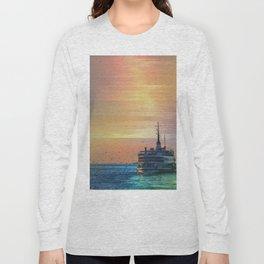 sunset ll Long Sleeve T-shirt