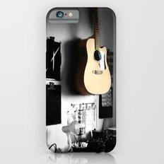 ART STUDIO - GUITAR iPhone 6s Slim Case