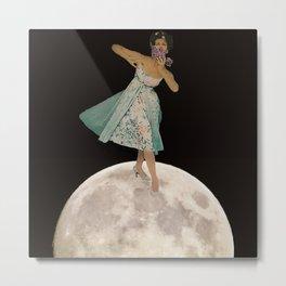 La Lune Metal Print