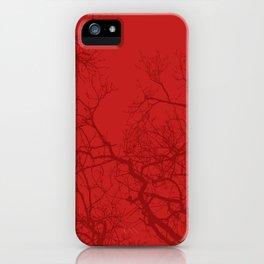 Trees 9 iPhone Case