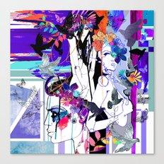 Fever Canvas Print