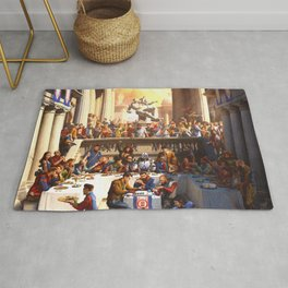 Once upon a time Poster Logic Rug