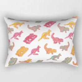 Beautiful Australian native Animals Rectangular Pillow