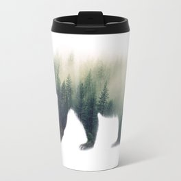Grizzly Bear Dream Travel Mug