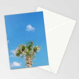 """Happy Palm"" Stationery Cards"