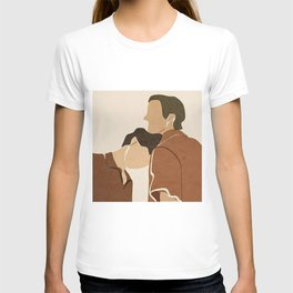 Call me by your name Movie Fanart T-shirt