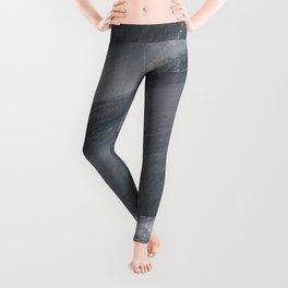 Fin whale Leggings
