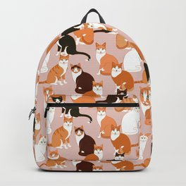 Ginger Cats Backpack