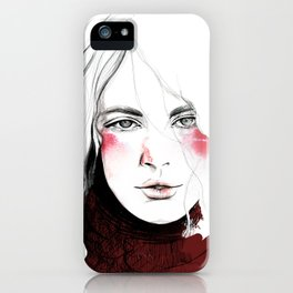 oh, Dear iPhone Case