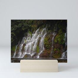 La Calera Waterfalls II Mini Art Print