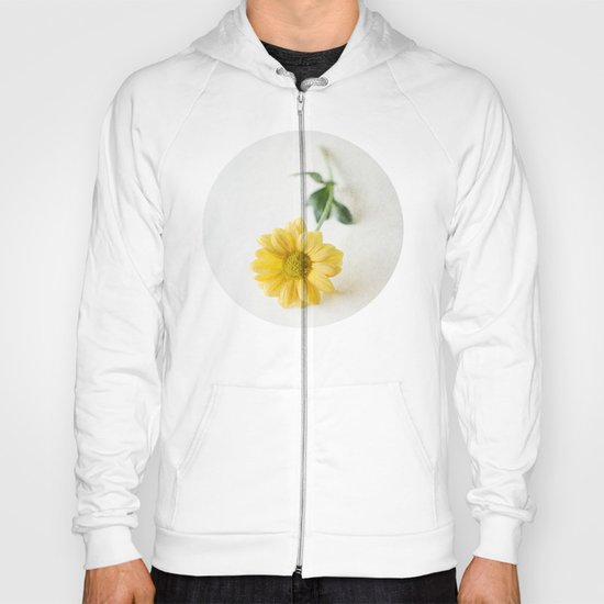 Yellow Flower StillLife Hoody
