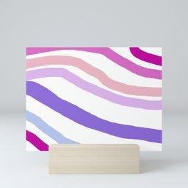 Young Stripes      by Kay Lipton Mini Art Print