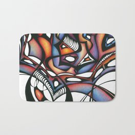 Strongly rooted Bath Mat