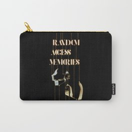 Daft Memories Carry-All Pouch