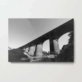 Malmsbury Rail Bridge Metal Print