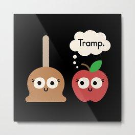 Apple Jelly Metal Print
