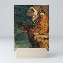 Theodore Chasseriau - Sapho Mini Art Print