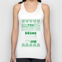 drunk Tank Tops featuring DRUNK by Insait Disseny
