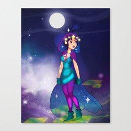 1000 Stars Canvas Print