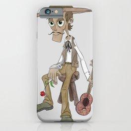 El Mariachi iPhone Case