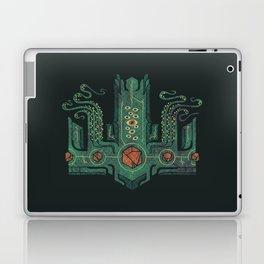 The Crown of Cthulhu Laptop & iPad Skin
