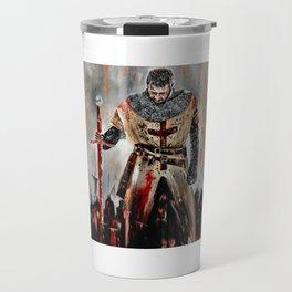 The Knights Templar Travel Mug