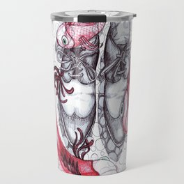 Shoes and Fishes Travel Mug