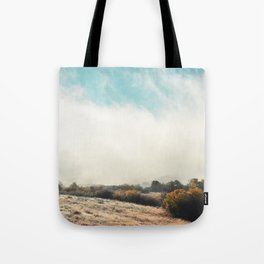 Fog in the Willows Tote Bag