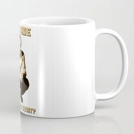 Comrade do you even squat Coffee Mug