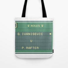 The Match Point Tote Bag