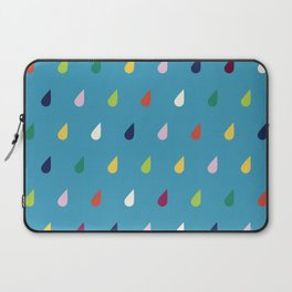 Raindrops Laptop Sleeve