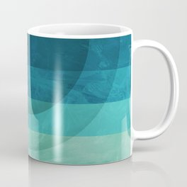 Colors Feels Like We Only Go Backwards - V04 Coffee Mug