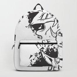 Face your inner Demons Backpack