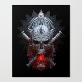 Sith / V2 Canvas Print